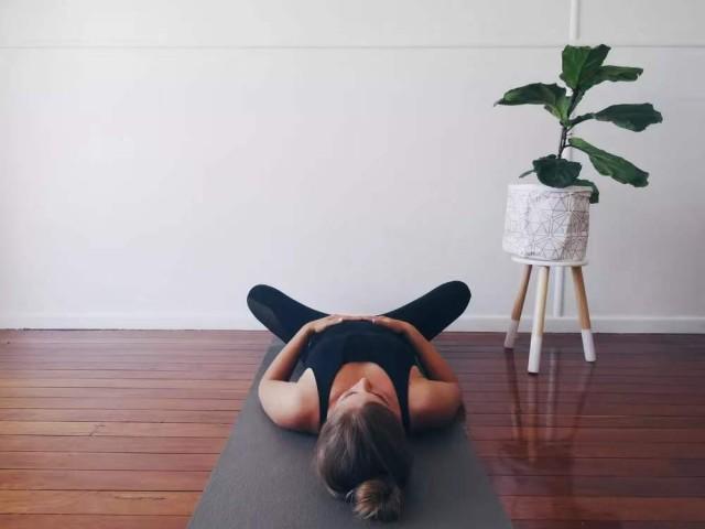 瑜伽遇上經期,應該怎麼辦?