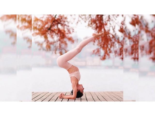 瑜伽是最好的運動!