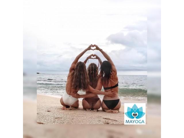 瑜伽人幸福感爆棚的5個秘密!